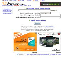1fichier.com screenshot