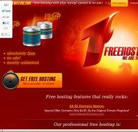 1freehosting.com screenshot