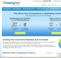 1shoppingcart.com screenshot