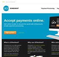 2checkout.com screenshot