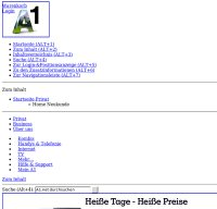 a1.net screenshot