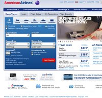 aa.com screenshot