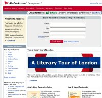 abebooks.com screenshot