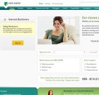 abnamro.nl screenshot