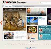 about.com screenshot