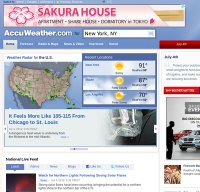accuweather.com screenshot