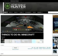 achievementhunter.com screenshot