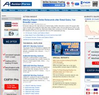actionforex.com screenshot
