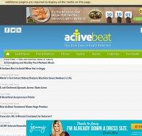 activebeat.com screenshot