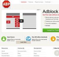 adblockplus.org screenshot
