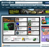 addictinggames.com screenshot