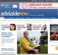 adelaidenow.com.au screenshot