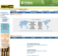 adpost.com screenshot