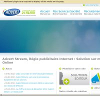 advertstream.com screenshot
