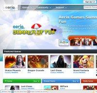 aeriagames.com screenshot