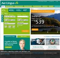 aerlingus.com screenshot
