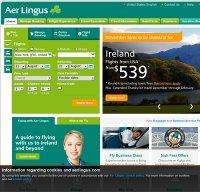 aerlingus.com screenshot