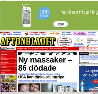 aftonbladet.se screenshot