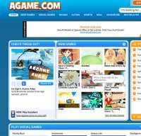 agame.com screenshot