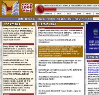 aintitcool.com screenshot