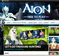 aionfreetoplay.com screenshot