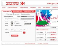airalgerie.dz screenshot