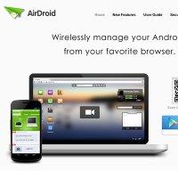 airdroid.com screenshot