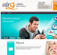 airg.com screenshot