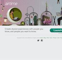 airtime.com screenshot