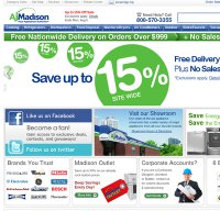 ajmadison.com screenshot