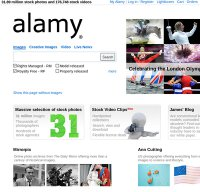 alamy.com screenshot