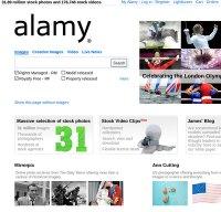 alamy.com screenshot