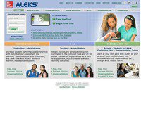 aleks.com screenshot