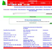 algerieinfo.com screenshot