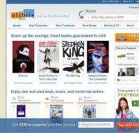 alibris.com screenshot