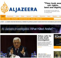 aljazeera.com screenshot