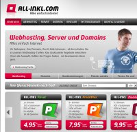 all-inkl.com screenshot