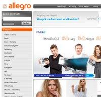 allegro.pl screenshot