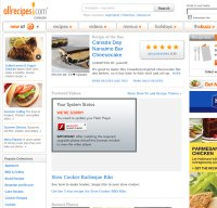 allrecipes.com screenshot