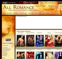 allromanceebooks.com screenshot