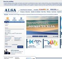alsa.es screenshot