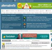 alternativeto.net screenshot
