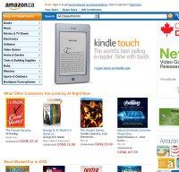 amazon.ca screenshot