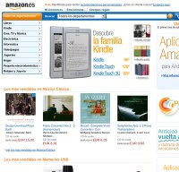 amazon.es screenshot