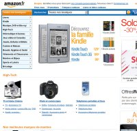 amazon.fr screenshot