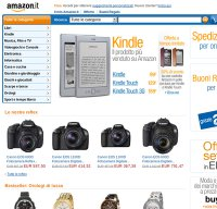 amazon.it screenshot