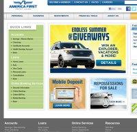 americafirst.com screenshot