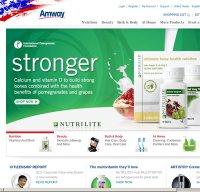 amway.com screenshot
