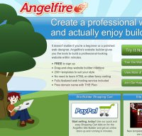 angelfire.com screenshot