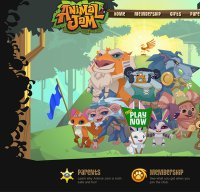 animaljam.com screenshot